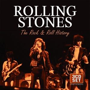 ROLLING STONES - ROLLING STONES - HISTORY (3-DISC-SET)