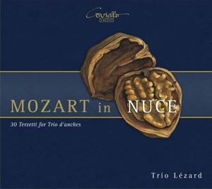 Wolfgang Amadeus Mozart - In Nuce - Trios