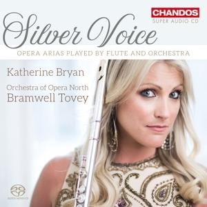 Silver Voice - Opernparaphrasen für Flöte & Orchester