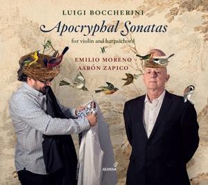 Luigi Boccherini - Apocryphal Sonatas