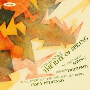 Debussy/Rachmaninoff/Strawinsky - Printemps/Vesna/Le Sacre du Printemps