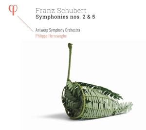 Franz Schubert - Sinfonien Nr. 2 & 5