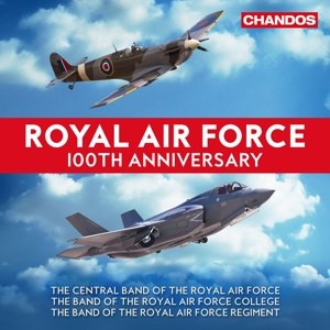 Alford/Goodwin/Hess/Coates/Walton/Stubbs/+ - Royal Air Force 100th Anniversary