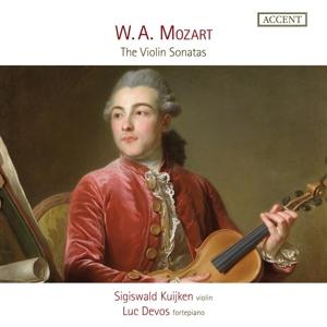 Wolfgang Amadeus Mozart - Die Violinsonaten