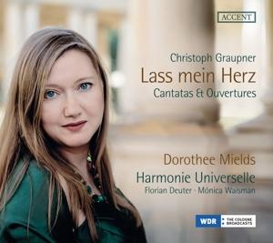 Christoph Graupner - Lass mein Herz - Kantaten & Ouvertüren