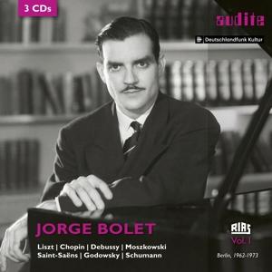 The RIAS Recordings Vol. 1 - Jorge Bolet spielt Liszt, Chopin & Moszkowski