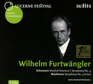 Wilhelm Furtwängler dirigiert Schumann & Beethoven