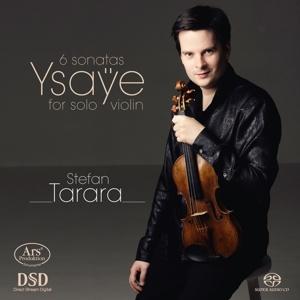 Eugène Ysaye - 6 Sonaten für Violine solo, Op. 27