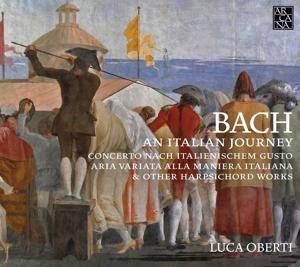 Johann Sebastian Bach - An Italian Journey