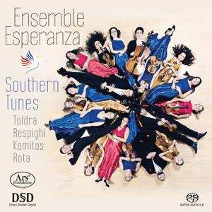 Southern Tunes - Werke von Toldrà, Respighi, Komitas & Rota