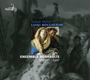 Luigi Boccherini - Stabat Mater/Streichquintett Op. 45 Nr. 1