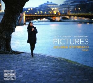Pictures - Klavierwerke von Liszt, Debussy & Mussorgsky