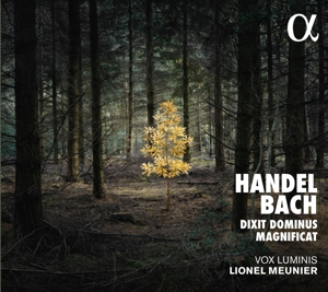 Georg Friedrich Händel/Johann Sebastian Bach - Dixit Dominus HWV 232/Magnificat BWV 243