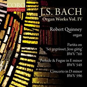 Johann Sebastian Bach - Orgelwerke Vol. IV - BWV 651/652/653/768/+