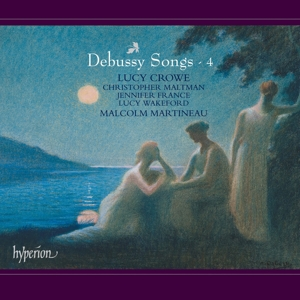 Claude Debussy - Die Lieder Vol. 4
