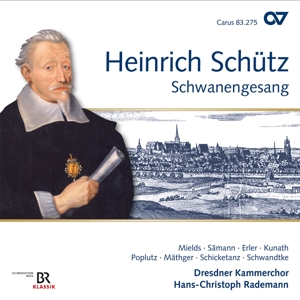 Heinrich Schütz - Der 119. Psalm (Schwanengesang), Schütz-Edition Vol. 16