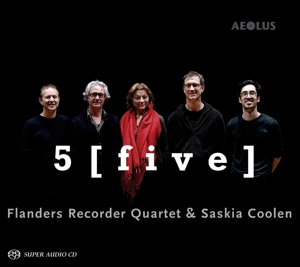 Bach/Schein/Lully/Campo/Sieg/Ward - 5 (FIVE)