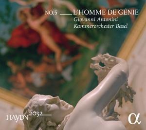 Joseph Haydn/Joseph Martin Kraus - Haydn 2032 Vol. 5 - L´Homme de Génie - Sinfonie Nr. 19, 80, 81