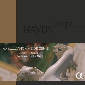 Franz Joseph Haydn - Haydn 2032 Vol. 5 - L´Homme de Génie