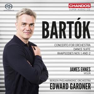 Bela Bartok - Concerto for Orchestra, Dance Suite, Rhapsodien Nr. 1 & 2