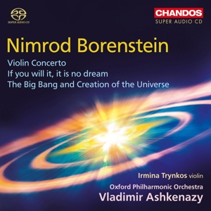 Nimrod Borenstein - Violinkonzert/If you will it, it is no dream/+