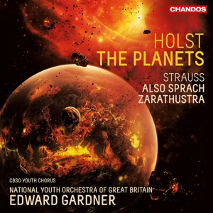 Gustav Holst/Richard Strauss - The Planets/Also sprach Zarathustra