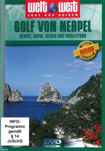 Golf von Neapel – Mit Bonusfilm Sizilien