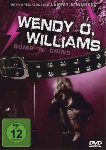 WILLIAMS,WENDY O. - BUMP'N GRIND
