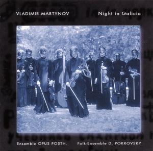 OPUS POSTH./GRINDENKO,TATIANA - NIGHT IN GALICIA