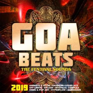 VARIOUS - GOA BEATS 2019 - THE FESTIVAL SOUNDS