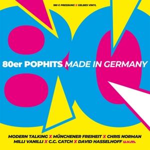VARIOUS - 80ER POPHITS - MADE IN GERMANY (VINYL)