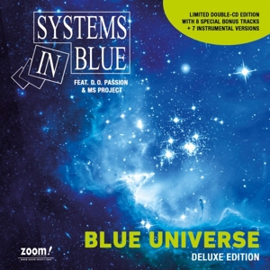 SYSTEMS IN BLUE - BLUE UNIVERSE (DELUXE EDITION)