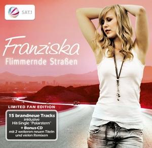 FRANZISKA - FLIMMERNDE STRASSEN (LIMITED FAN EDITION)