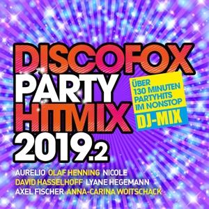 VARIOUS - DISCOFOX PARTY HITMIX 2019.2
