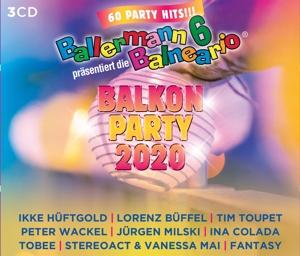 VARIOUS - BALLERMANN 6 BALNEARIO PRÄS.DIE BALKON PARTY 2020