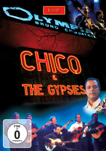 CHICO & GYPSIES,THE - LIVE AT THE OLYMPIA (DVD)