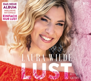 WILDE,LAURA - LUST (DELUXE EDITION)