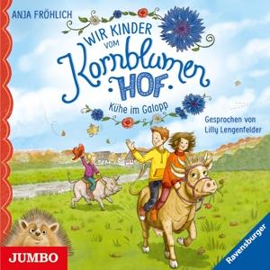 LENGENFELDER,LILLY - WIR KINDER VOM KORNBLUMENHOF (3.) KÜHE IM GALOPP