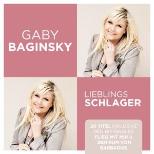 BAGINSKY,GABY - LIEBLINGSSCHLAGER