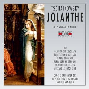 CHOR & ORCHESTER DES BOLSHOI T - JOLANTHE