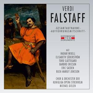CHOR & ORCHESTER DER KUNIGLIGA - FALSTAFF