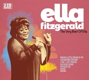 FITZGERALD,ELLA - THE VERY BEST OF ELLA