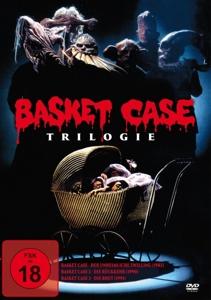 HENTENRYCK/SMITH/BONNER/GRAFE/ - BASKET CASE TRILOGIE (DVD)