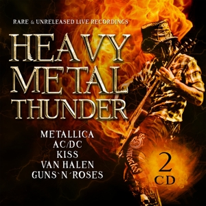 VARIOUS - HEAVY METAL THUNDER