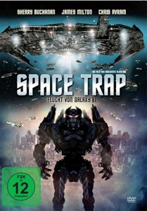 BUCHANAN/POWELL/DI BELLA/AVRAM - SPACE TRAP (DVD)