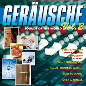 VARIOUS - GERÄUSCHE VOL.2-SOUNDS OF THE WORLD