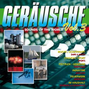 VARIOUS - GERÄUSCHE VOL.3-SOUNDS OF THE WORLD