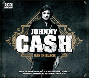 CASH,JOHNNY - THE MAN IN BLACK