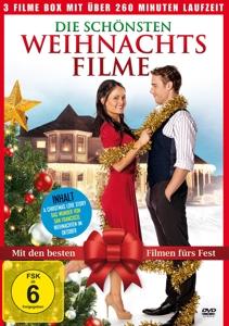 THOMPSON/MCKELLAR/LERANED/HOUS - DIE SCHÖNSTEN WEIHNACHTS FILME (3 FILME AUF 1 DVD)