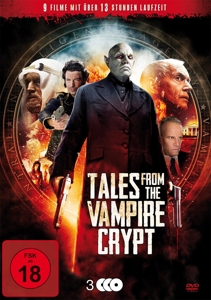 VARIOUS - TALES FROM THE VAMPIRE CRYPT (9 FILME AUF 3 DVDS)